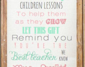 Image Result For Preschool Teacher Appreciation Quotes