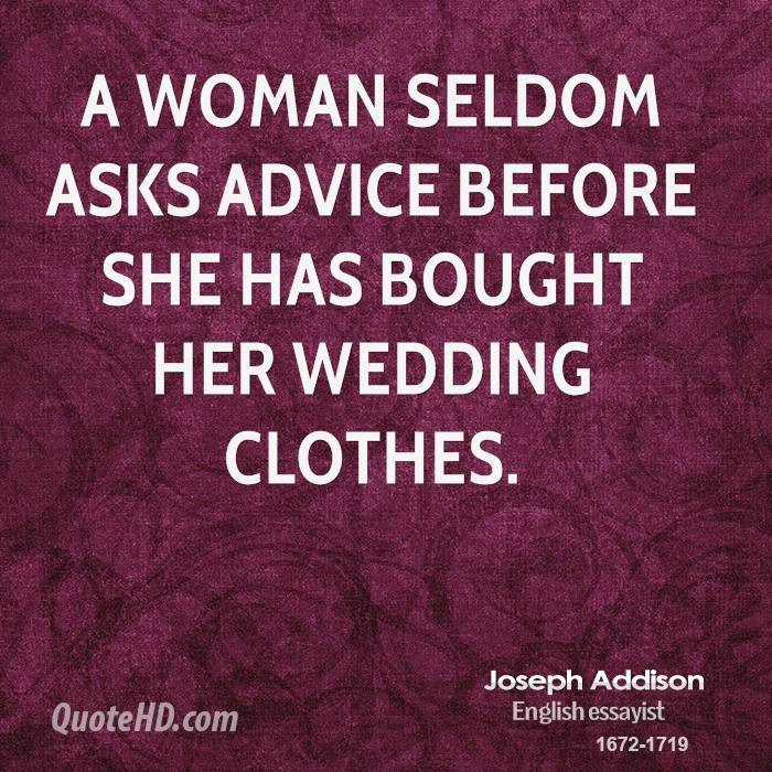 Girls Advice Quote: Marriage Advice Quotes For Women. QuotesGram