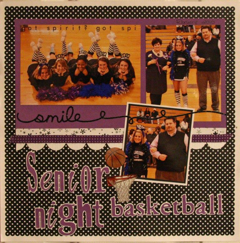 Basketball Senior Night Quotes. QuotesGram