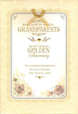 50th Anniversary Quotes To Grandparents Quotesgram