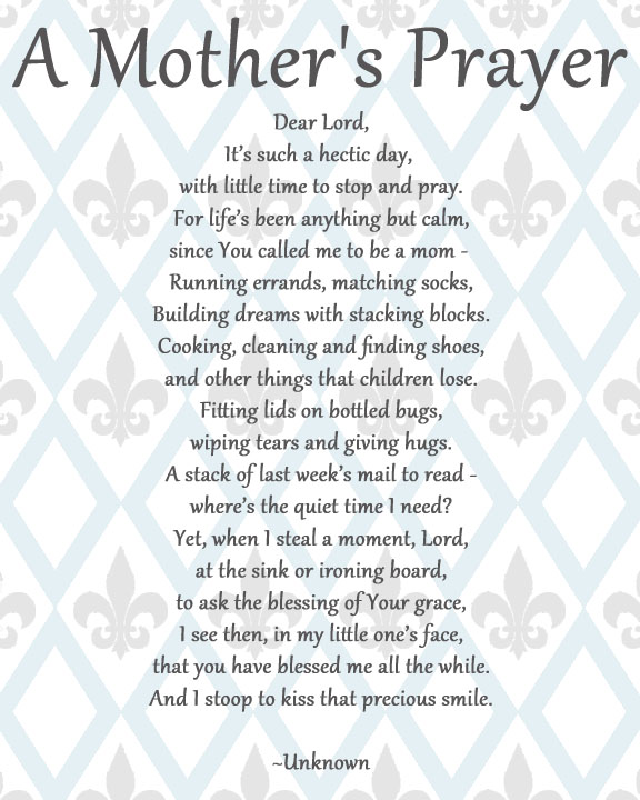 Mothers Day Blessings Quotes. QuotesGram