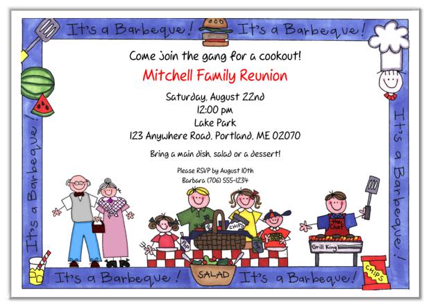 Doc648568 Free Printable Family Reunion Invitations 1000 – Free Printable Family Reunion Invitations
