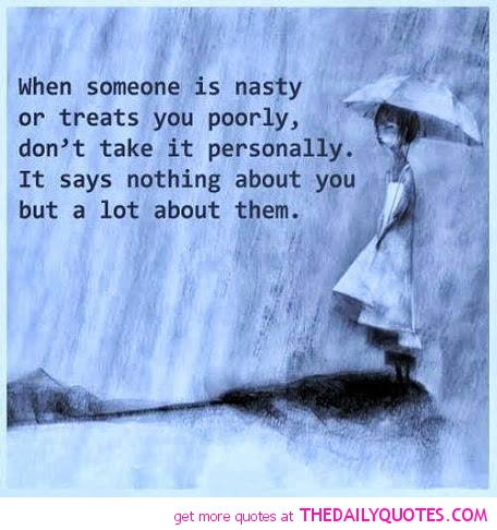 Funny Nasty People Quotes. QuotesGram