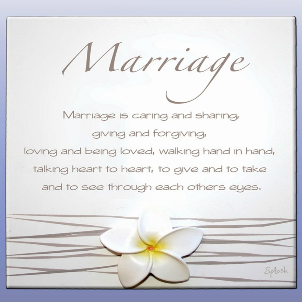 Christian Marriage Quotes And Poems Quotesgram