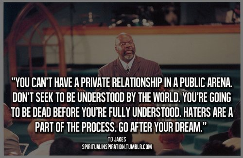 Td Jakes Quotes About The Past. QuotesGram