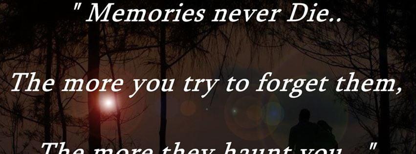 Memories Never Die Quotes. QuotesGram