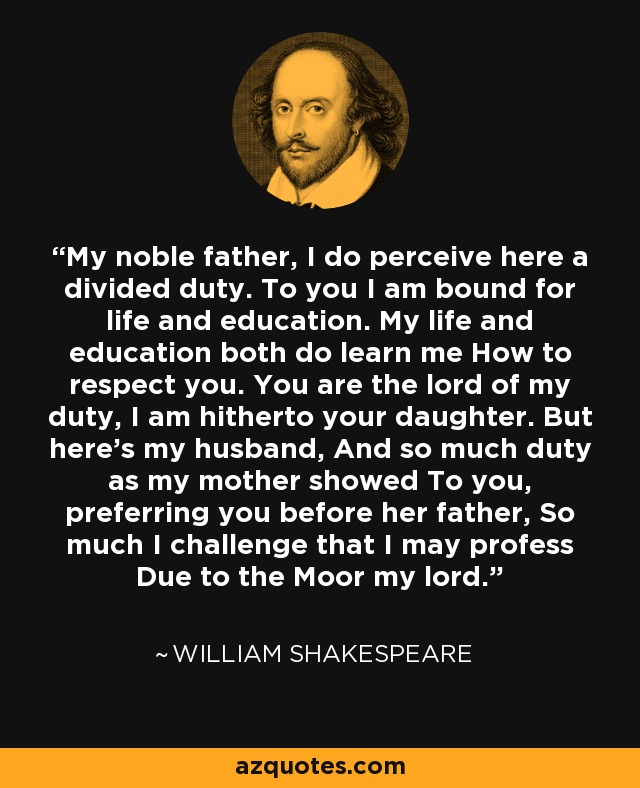 Shakespeare Quotes About Fathers. QuotesGram