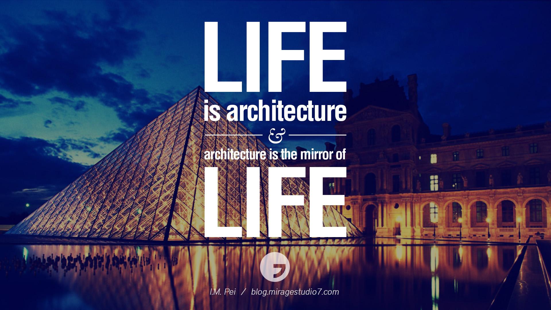 Architect Quotes On Light Quotesgram