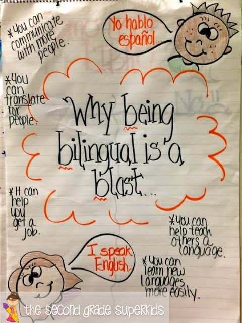 benefits of being bilingual essay