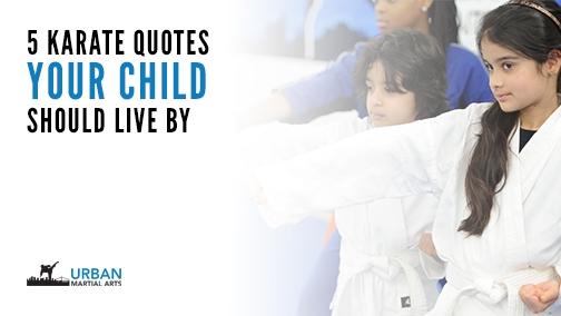 karate positive quotes quotesgram