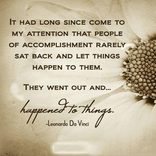 Quotes Of Pictures: Leonardo Da Vinci Famous Quotes. QuotesGram