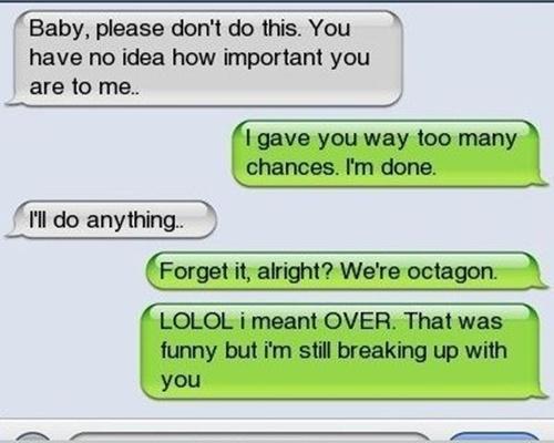 Break Up Quotes Funny Jokes. QuotesGram