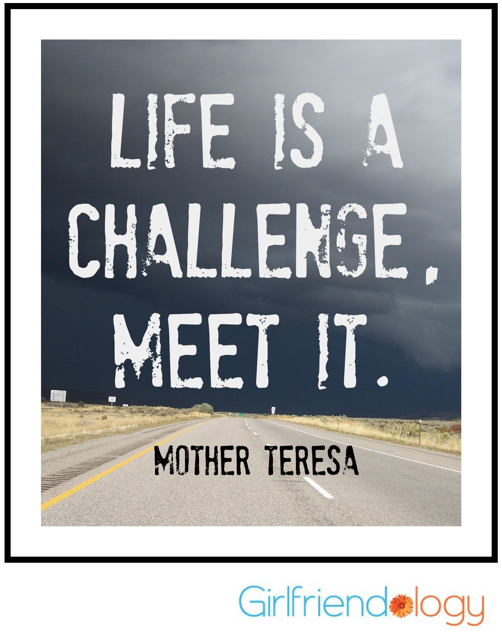 meet challenges