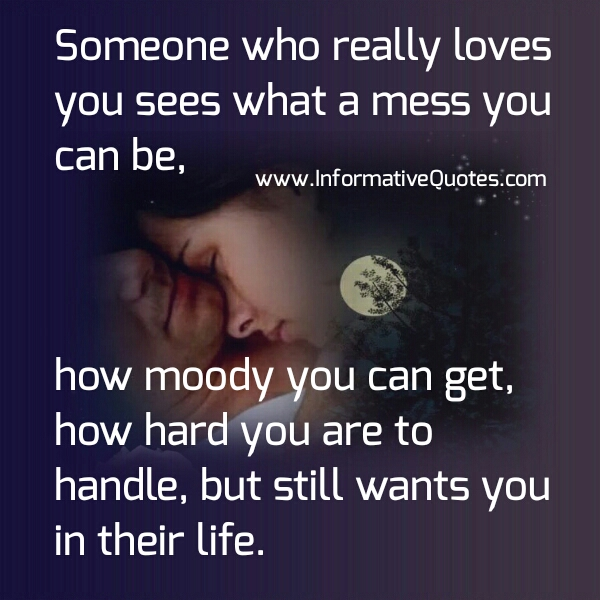 Do You Really Know Me Quotes Quotesgram: Someone Who Really Loves You Quotes. QuotesGram