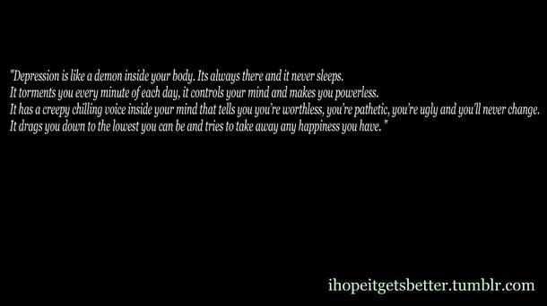 sad lonely depressed quotes quotesgram