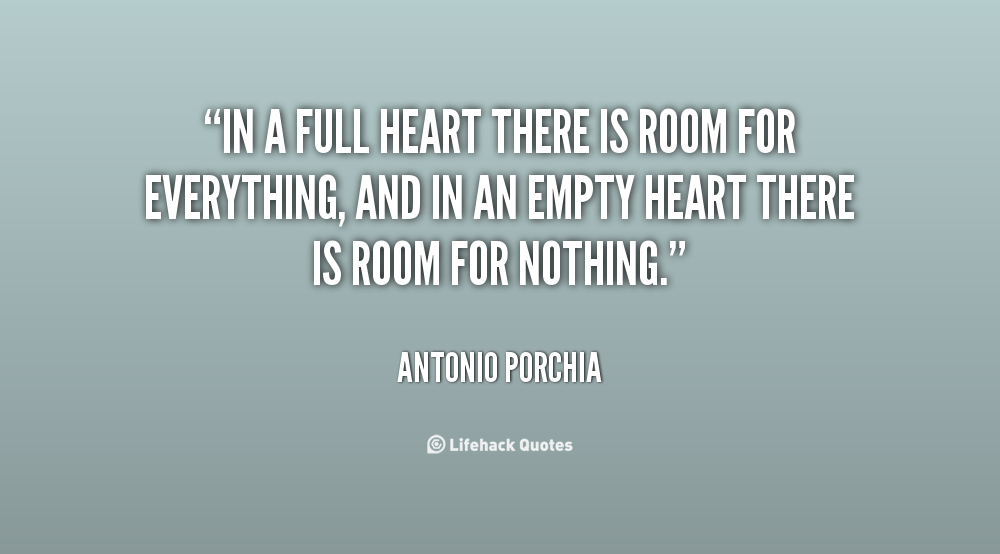 Heart And Soul Quotes Quotesgram: Empty Heart Quotes. QuotesGram
