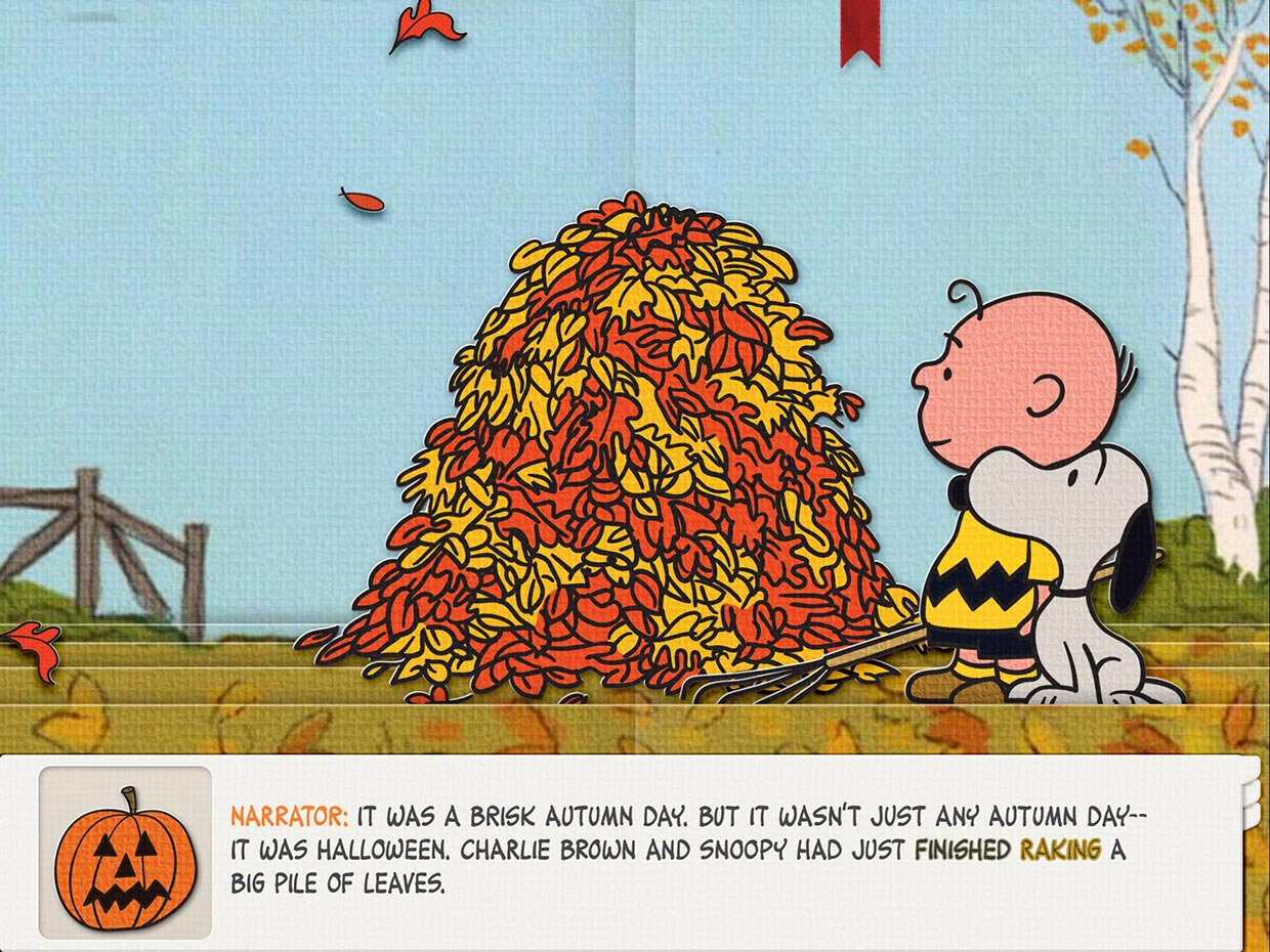 Quotes From Charlie Brown Halloween Quotesgram