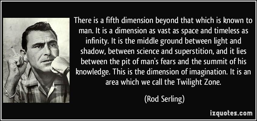 Twilight Zone Quotes. QuotesGram