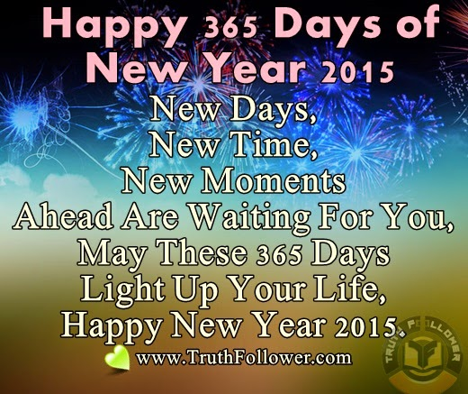 Happy New Years Eve Quote: 365 Days For New Year Quotes. QuotesGram