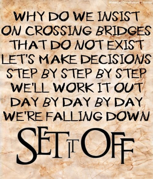 Set It Off Band Quotes Quotesgram