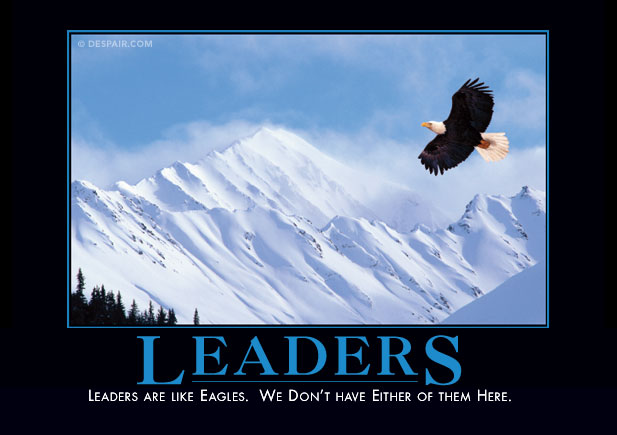 leadership quotes about eagles quotesgram