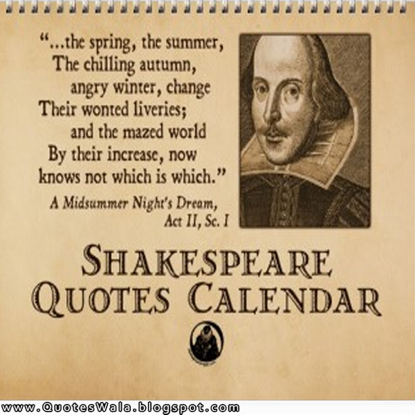Obscure Shakespeare Quotes. QuotesGram