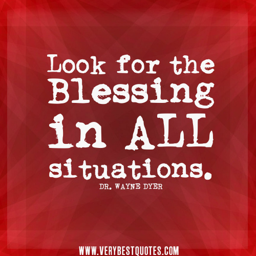 Blessings Quotes: Motivational Quotes About Gods Blessings. QuotesGram