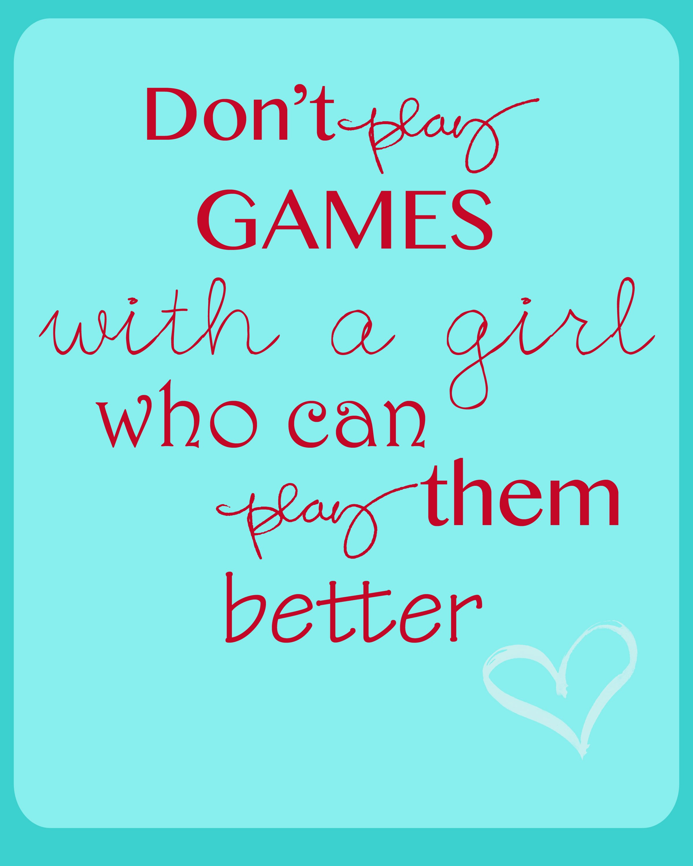 Dont Play Games With My Heart Quotes. QuotesGram |Play Games Quotes