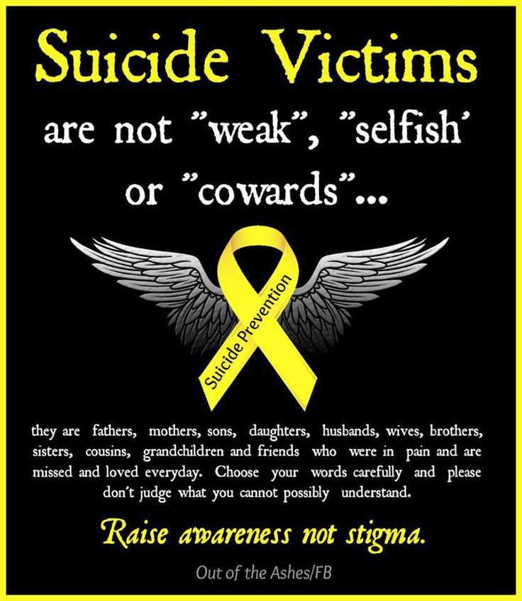 Quotes About Suicide Suicide Prevent...