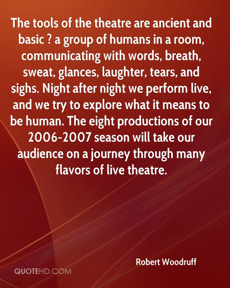 Quotes And Sayings: Theatre Quotes And Sayings. QuotesGram