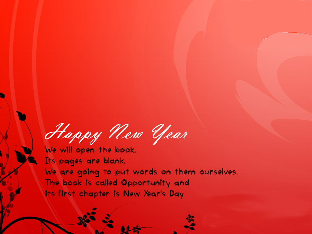 Message Quotes: New Year Wishes Quotes. QuotesGram