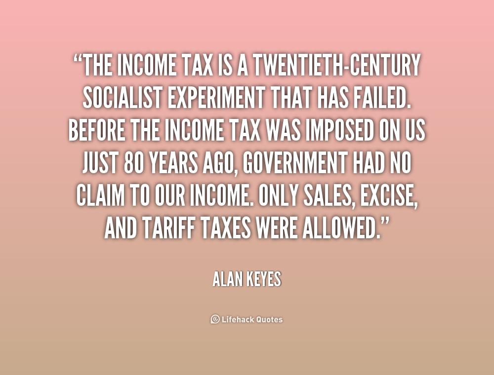 Tax Quotes Quotesgram
