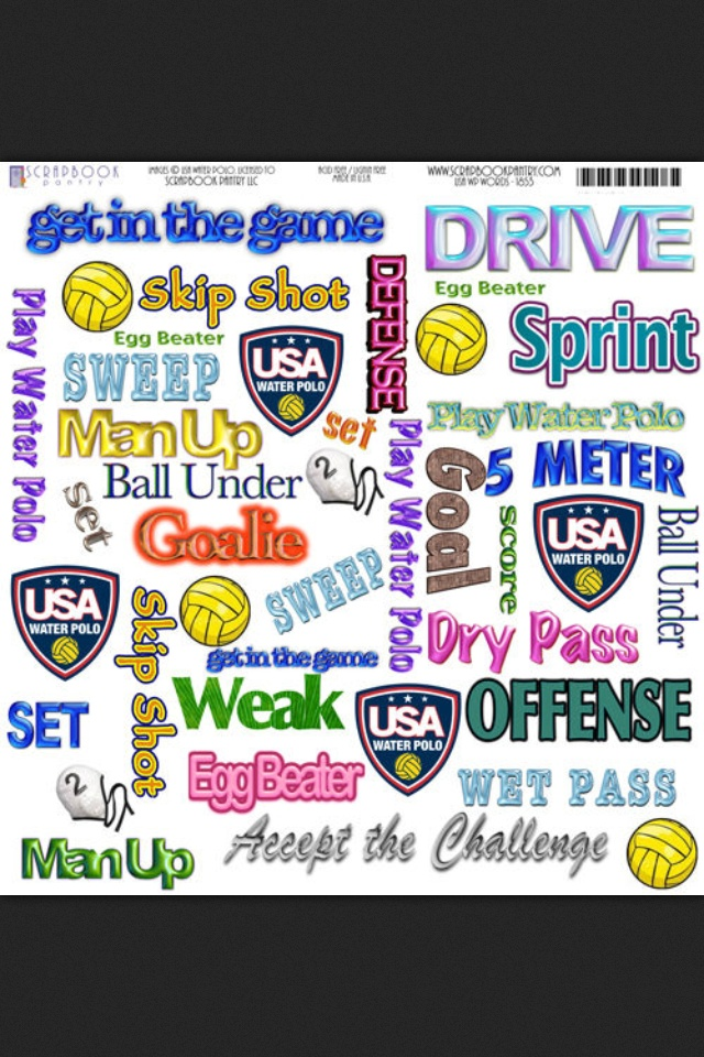 Water polo quotes and sayings