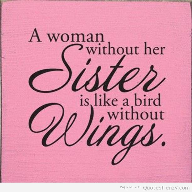 Cute Big Sister Little Sister Quotes: Big Sister Quotes Inspirational. QuotesGram