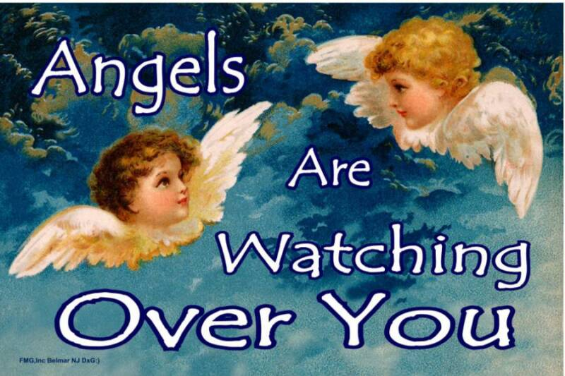 Quotes About Angels Watching Over Us. QuotesGram
