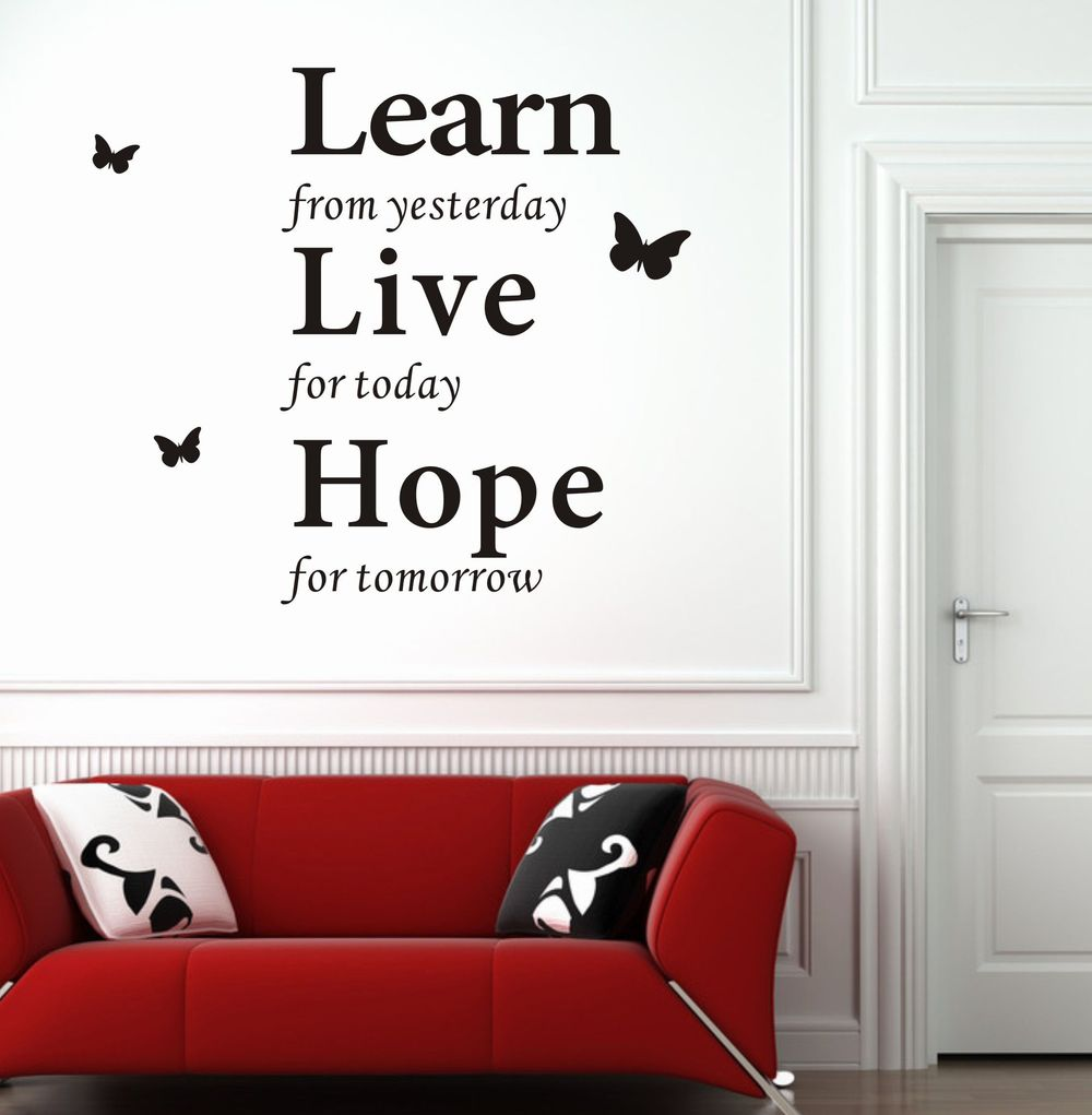 office quotes wall murals quotesgram. Black Bedroom Furniture Sets. Home Design Ideas