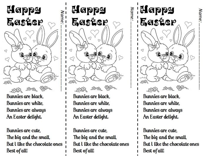 Amazing Easter Poems, Short Easter Poems for Kids and Easter Gifs free Download:
