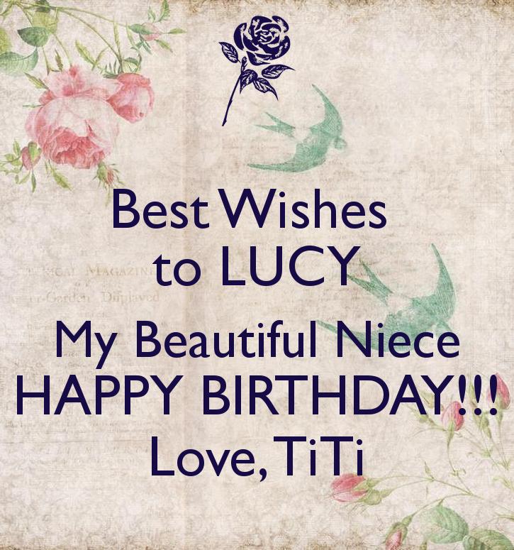 Happy Birthday Beautiful Niece Quotes. QuotesGram