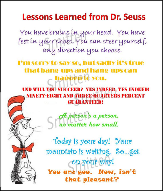 Dr Seuss Quotes About Teamwork. QuotesGram
