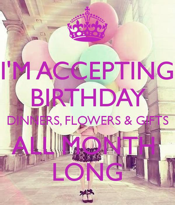 Accepting Birthday Quotes. QuotesGram
