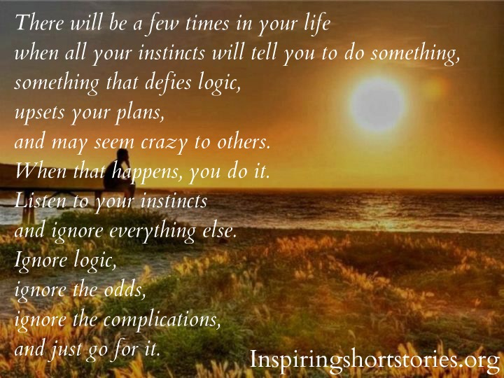 Trust Your Intuition Quotes. QuotesGram