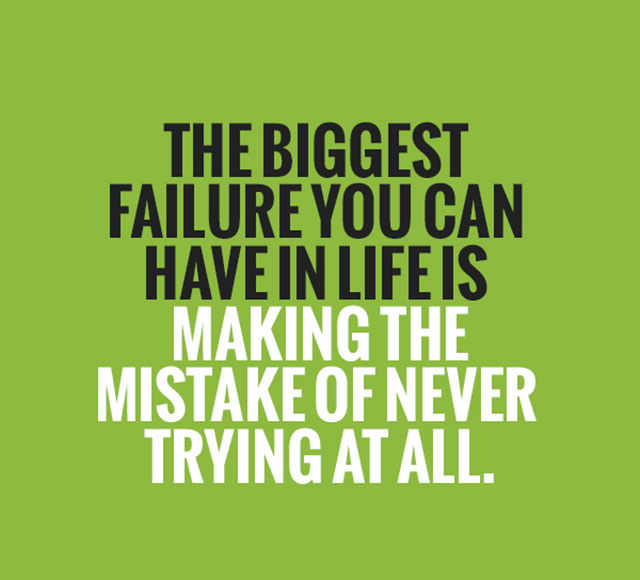 Inspirational Quotes About Failure: Funny Inspirational Quotes About Life Lessons. QuotesGram