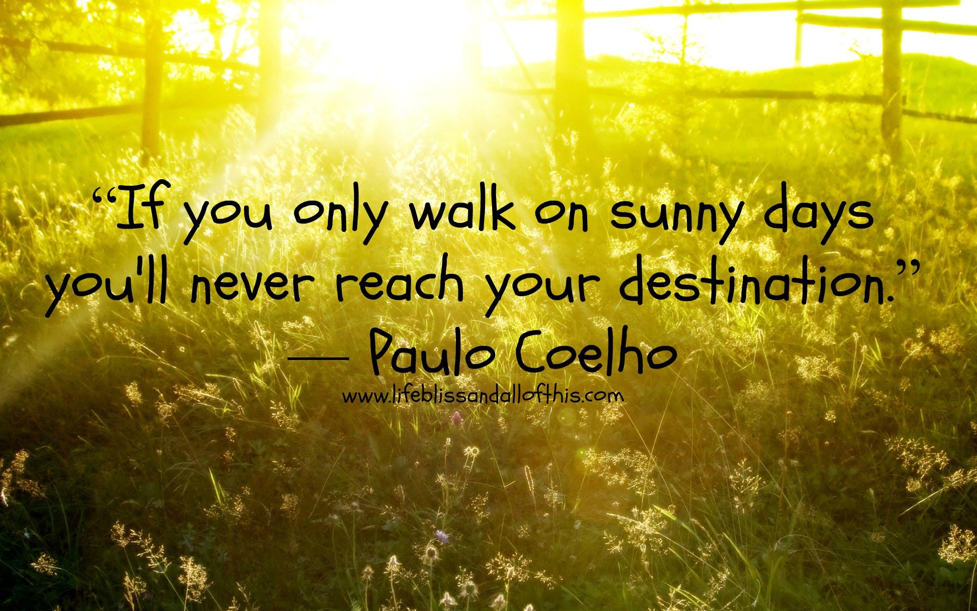 Inspiring Quotes: Sunny Day Inspirational Quotes. QuotesGram