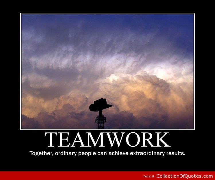 Motivational Quotes For Sports Teams: Teamwork Quotes By Famous People. QuotesGram