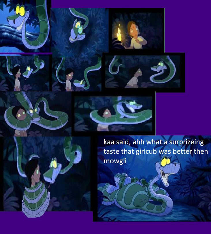 Mowgli And Kaa Quotes. QuotesGram