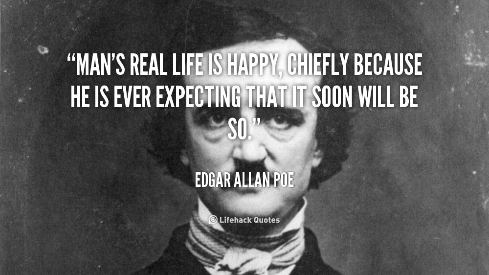 Actual Story Gay Edgar Allen Poe