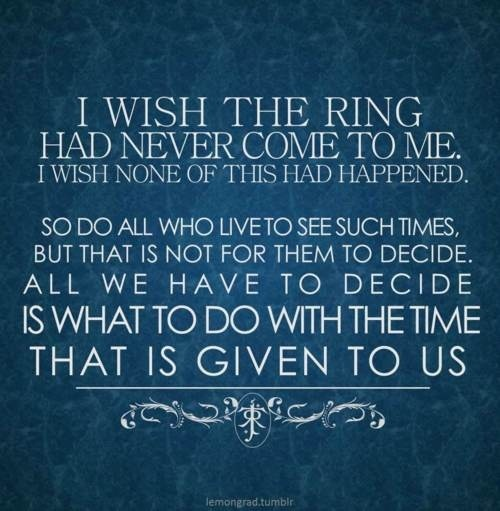 Rings With Quotes On Them Quotesgram: The Rings Quotes Lord Of Time. QuotesGram