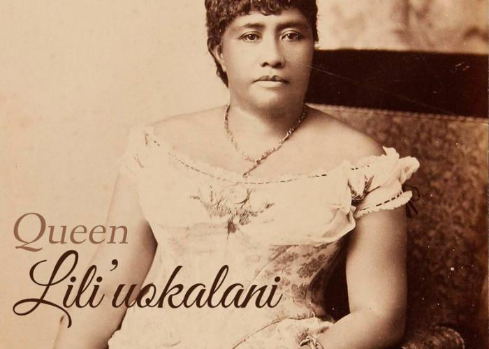 queen lilioukalani