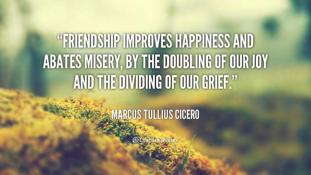 cicero on friendship A splendid new translation of one of the greatest books on friendship ever written  in a world where social media, online relationships, and relentless.