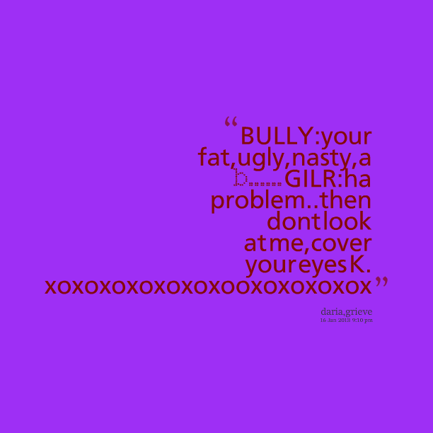 Ugly Women Quotes: Fat And Ugly Quotes. QuotesGram